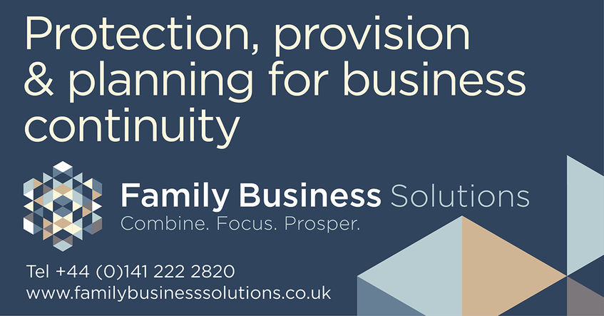 FAMILY BUSINESS SOLUTIONS AT THE READY TO HELP SCOTTISH COMPANIES